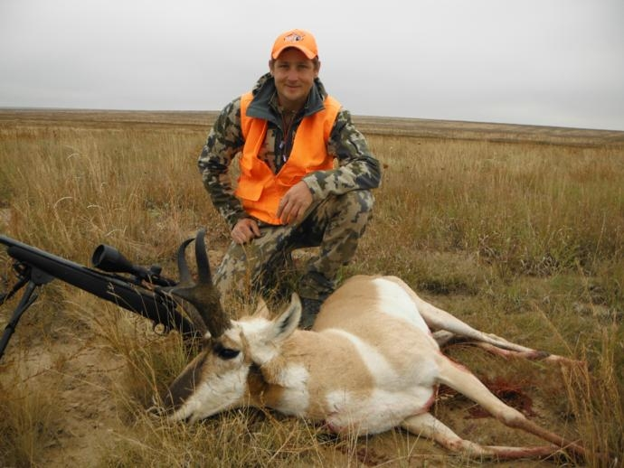 pronghorn hunting 2015